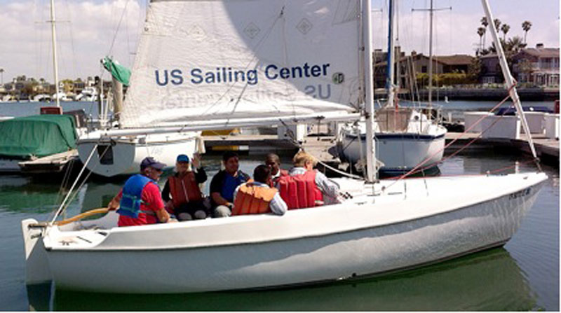 June 16 Yard Sail to Support Sailing Programs