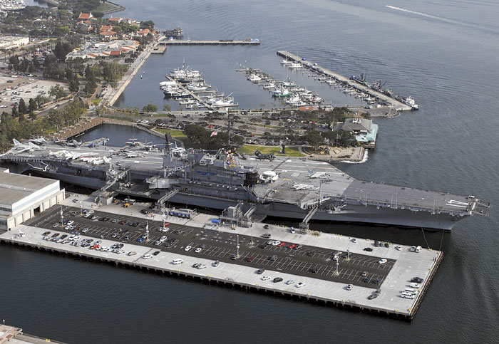 14 USS Midway Museum Staffers Reportedly Fired