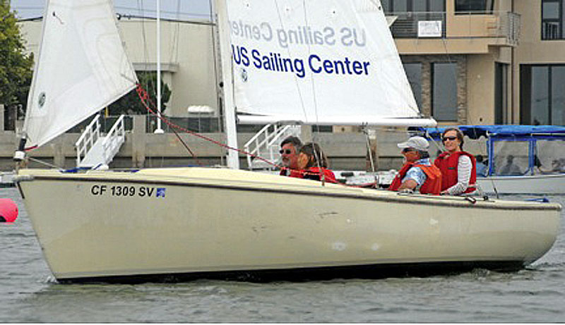 US Sailing Center Plans Open House, May 19 in LB