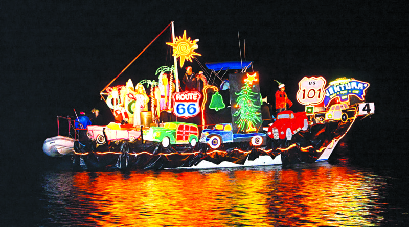 Holiday Boat Parade Winners Announced