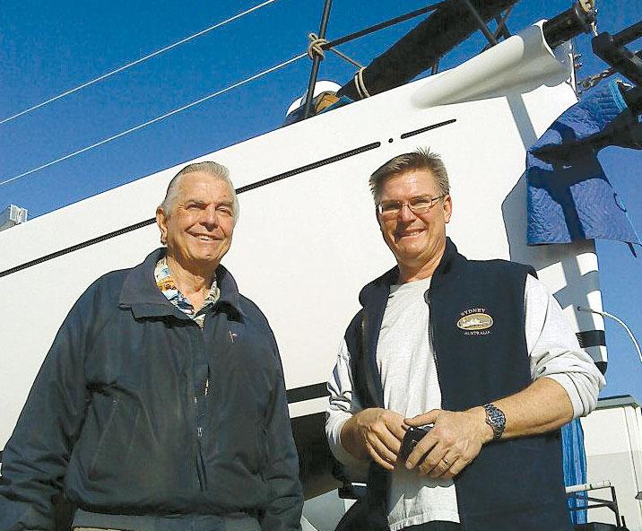 Newport Beach Harbor Commissioner Resigns