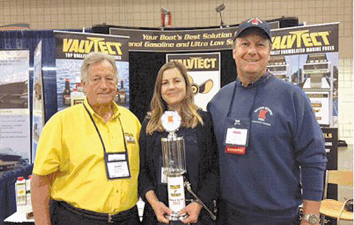 Island Marine Fuel Named ValvTect Marina of the Year