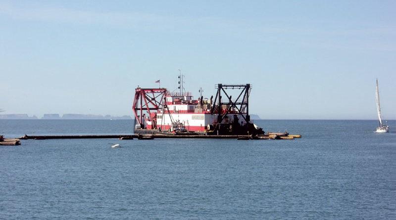 Fed Dredging Fund Cuts Threaten Ventura Harbor