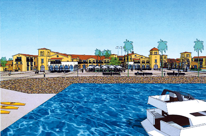 Commission Approves Ventura Harbor Development