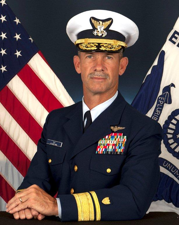 Coast Guard's Pacific area has new commander