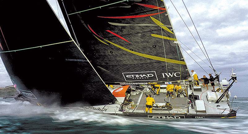 Abu Dhabi Wins Leg 7 in Volvo Ocean Race