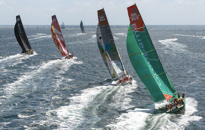 Groupama Wins Closest-Ever Volvo Ocean Race