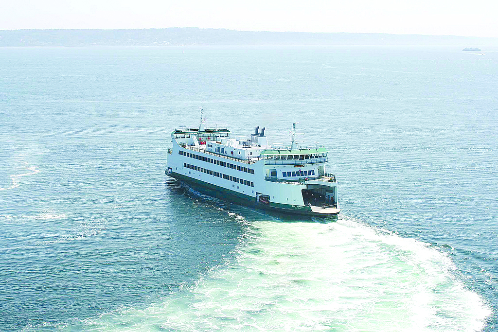 Obesity Becomes a Weighty Issue for Washington Ferry System