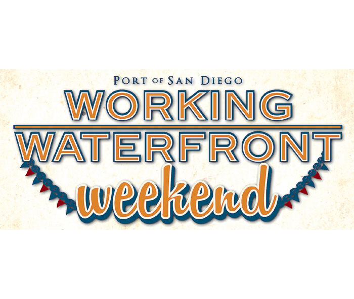 San Diego to Host Working Waterfront Weekend