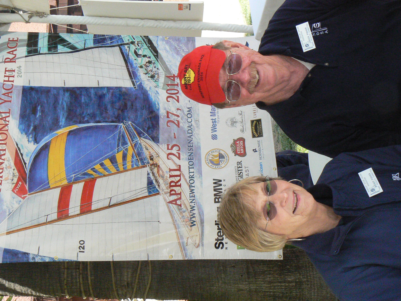 Mama Tried takes Newport-to-Ensenada Race