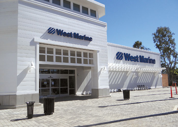 The West's Largest West Marine Store Opens Oct. 3