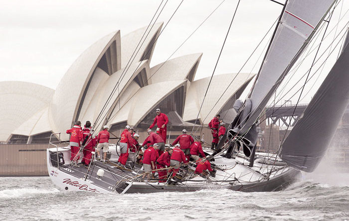 Wild Oats XI Wins Its Sixth Sydney-to-Hobart Race