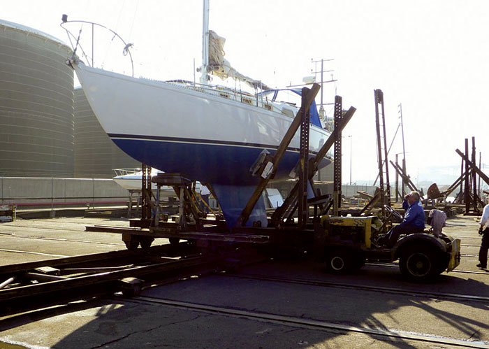 Last Small Boatyard in Port of LA to Be Evicted