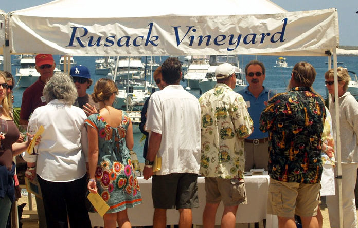 Two Harbors Hosts 12th Annual Wine Festival
