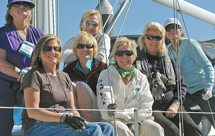 2013 Women's Sailing Convention Set for Feb. 2