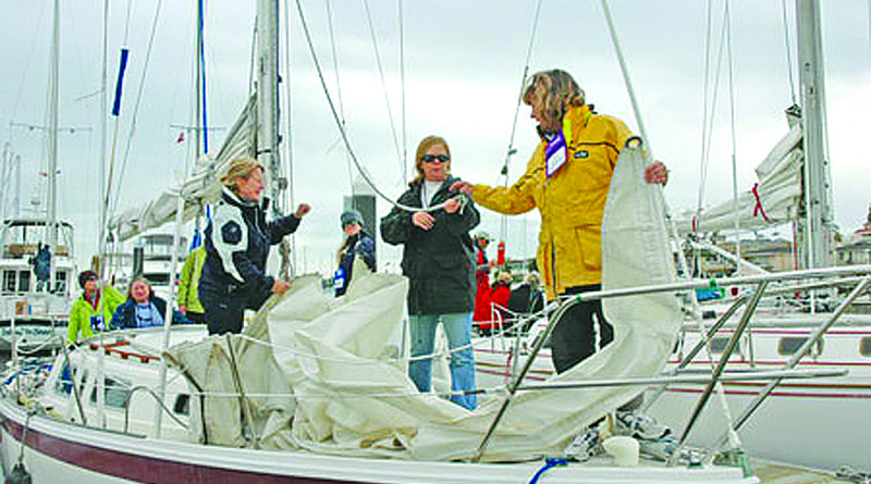 Women's Sailing Convention Set for Feb. 4