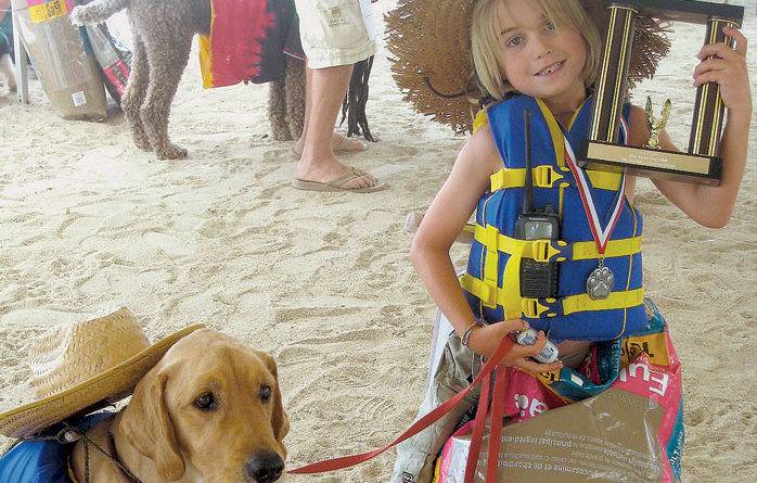 Yacht Dog Show Returns to Two Harbors, June 22