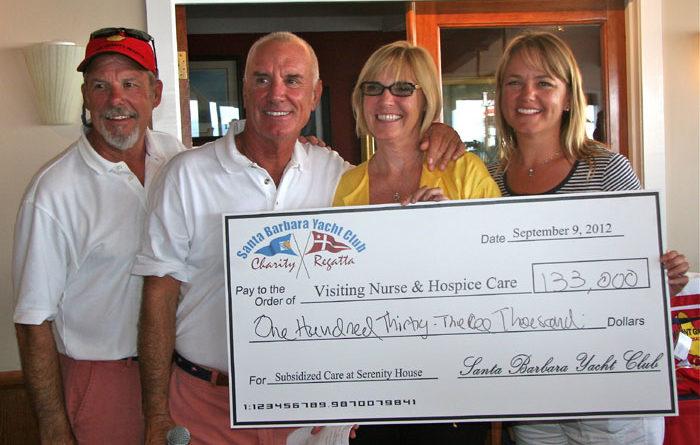 Eighth Annual Yachts of Love Regatta Raises $130,000