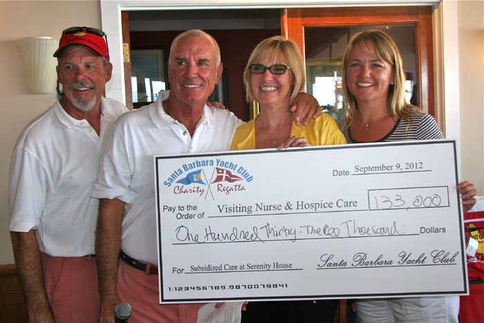 Eighth Annual Yachts of Love Regatta Raises $130,000