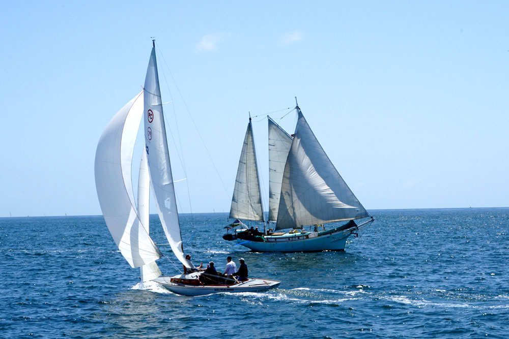 One More Time Regatta keeps wooden boats on the water