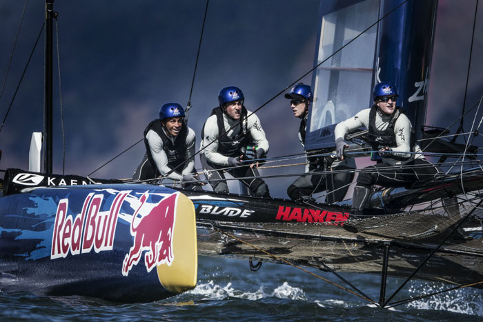 New Zealand Sailing Team Takes Red Bull Youth America's Cup