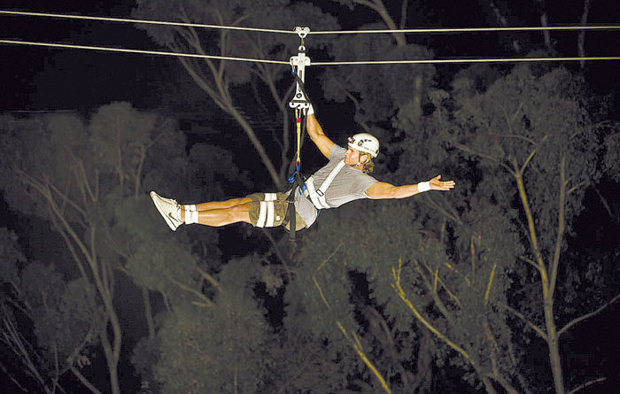 Canyon Swing, Bungee Jump Planned for Catalina