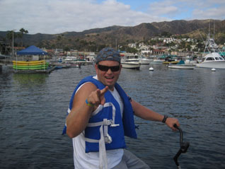 Coma Survivor Makes Catalina Crossing on Hydrobike