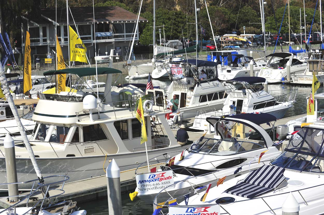 Dana Point Harbor Boat Show opens May 29