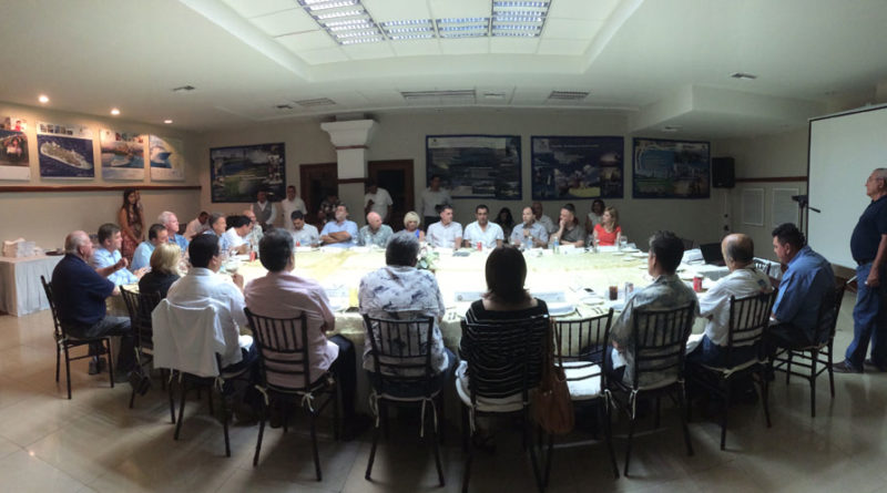 U.S. delegation campaigns Mexican officials for more boating access