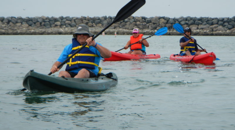 Kayaking Program to Benefit Friends of Channel Coast State Parks
