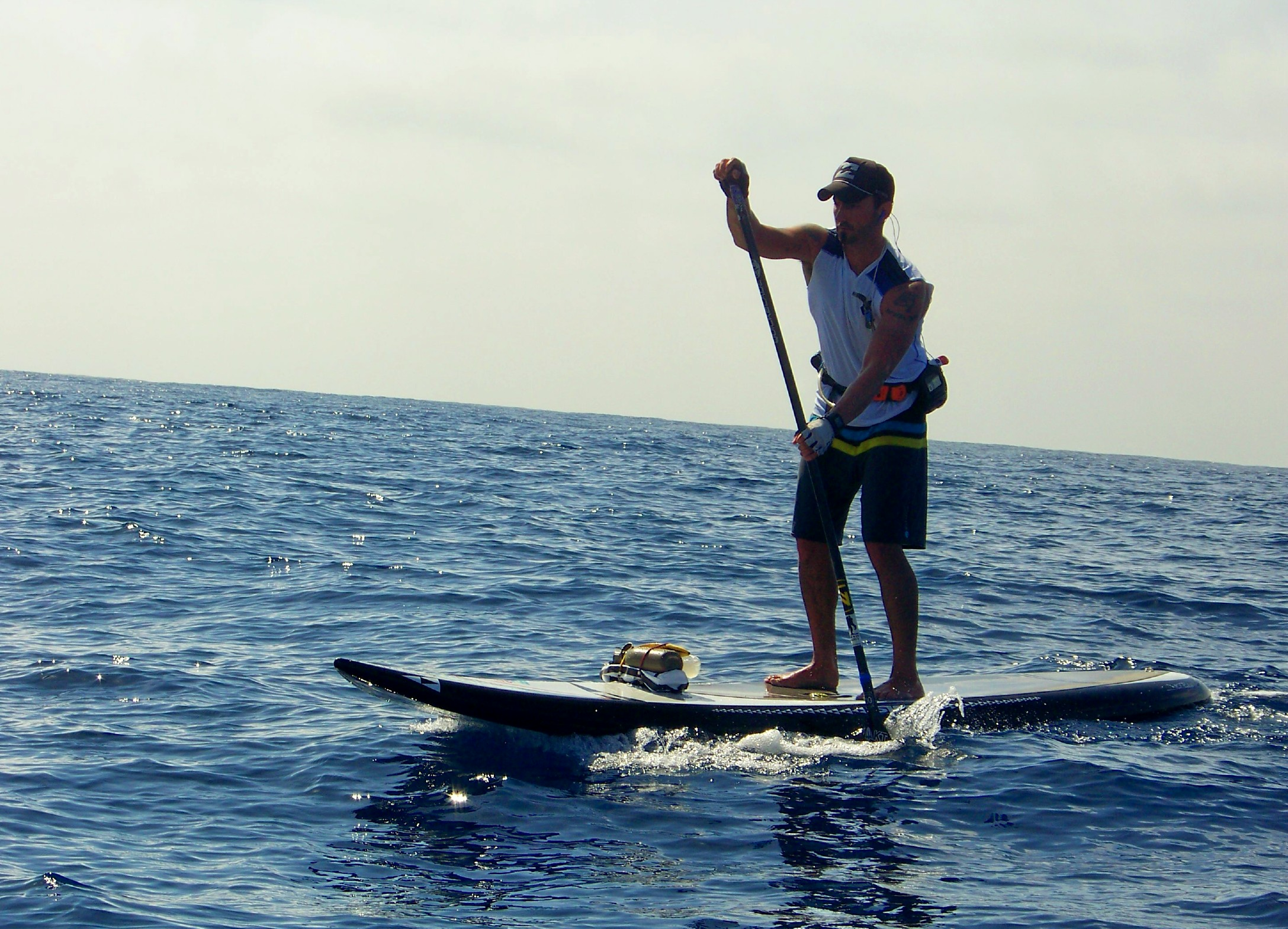Veteran to set off on 1,400 mile SUP trip, May 24.