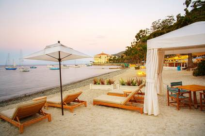 Catalina comes alive with Descanso Beach Club Parties