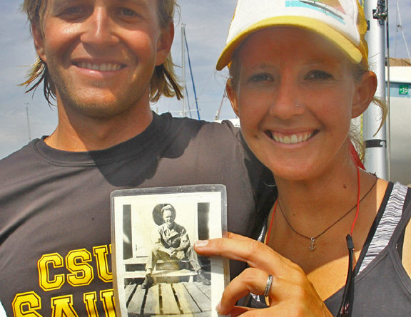 Brother and sister win 2014 Lido 14 National Class Championship