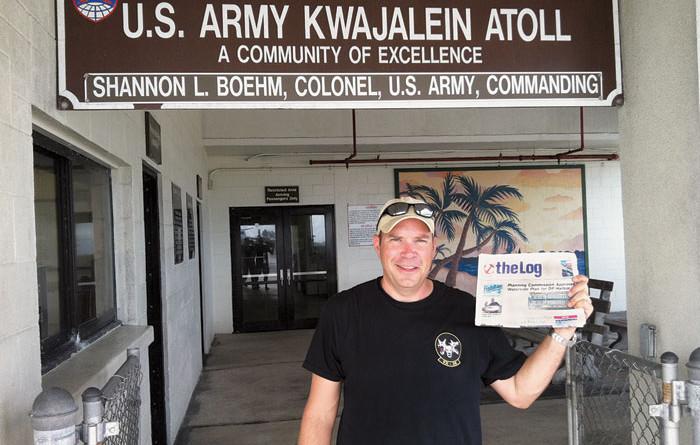 Kwajalein Atoll, Marshall Islands