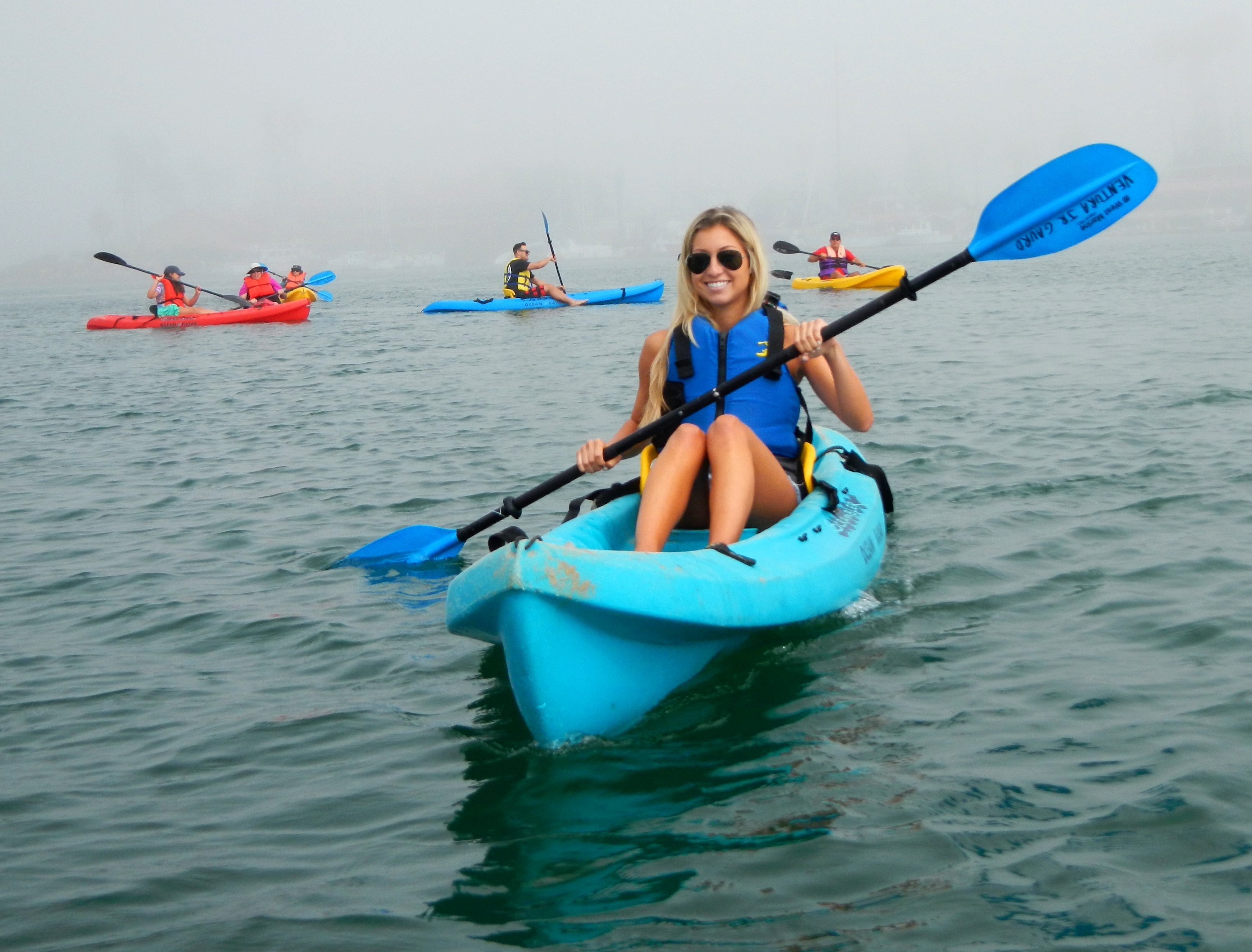 Ventura Kayak Program returns for second voyage