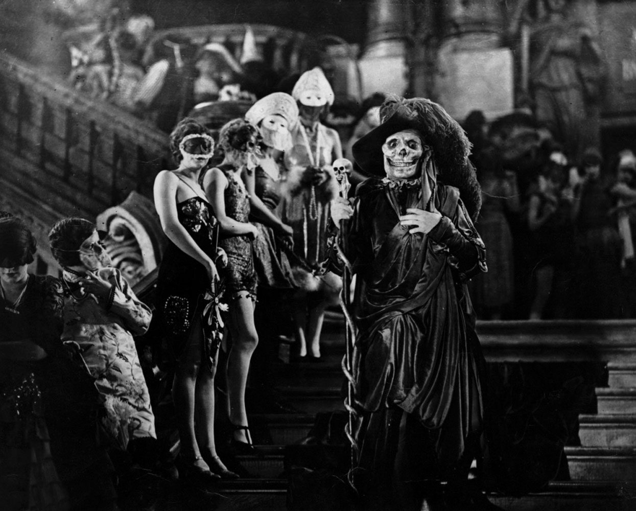 Silent Film Benefit showcases 'The Phantom of the Opera'