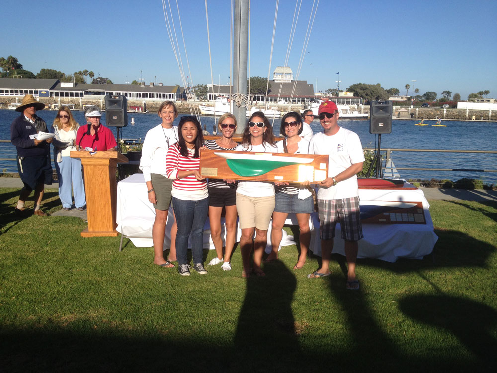 Long Beach YCs host annual Charity Regatta