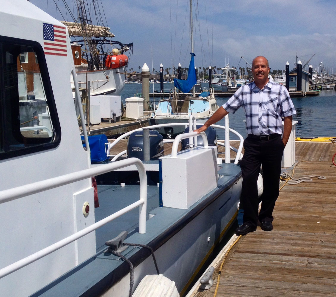 Harbormaster Jack Peveler retires after 30 years of service