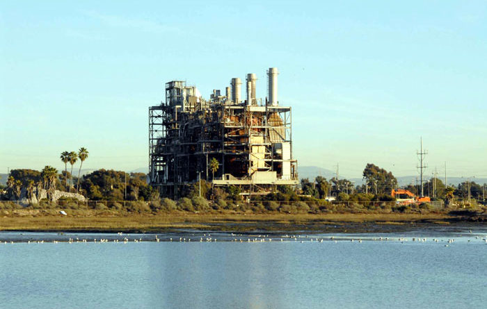 Watch South Bay Power Plant Implode, Feb. 2
