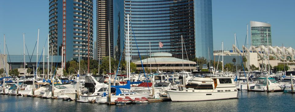 San Diego Marriott Marquis & Marina Offers Boatside Food Service