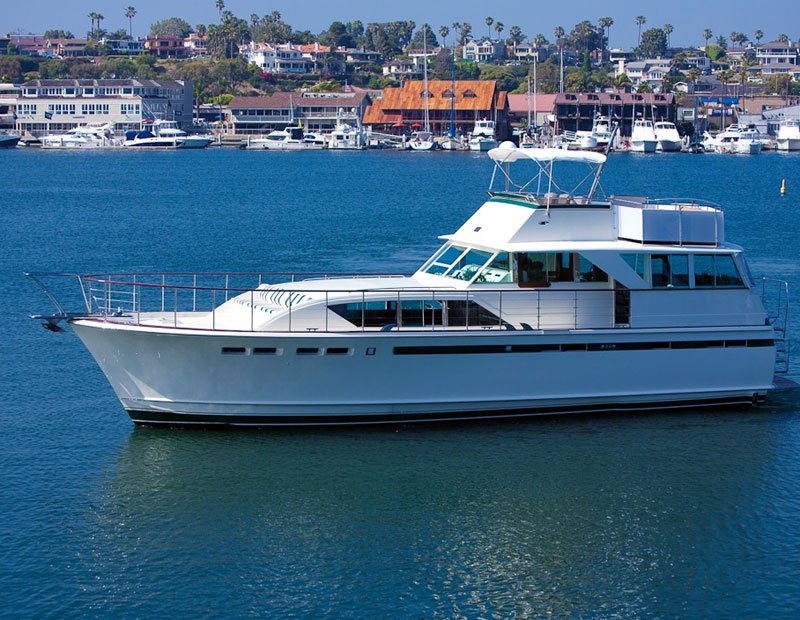 Jackie Gleason's Yacht Arrives at Newport Boat Show