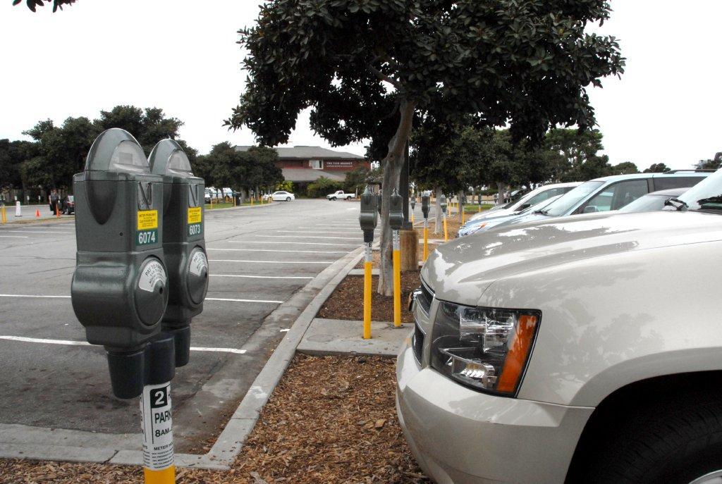 Parking meter pilot program to hit Tuna Harbor