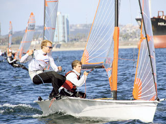 Stormy Weather Axes Second Day of Turkey Day Regatta