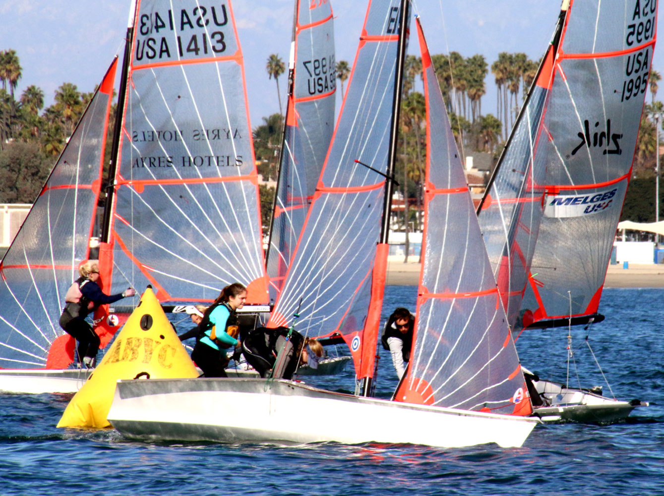 67th Turkey Day Regatta dishes out turkeys, not trophies