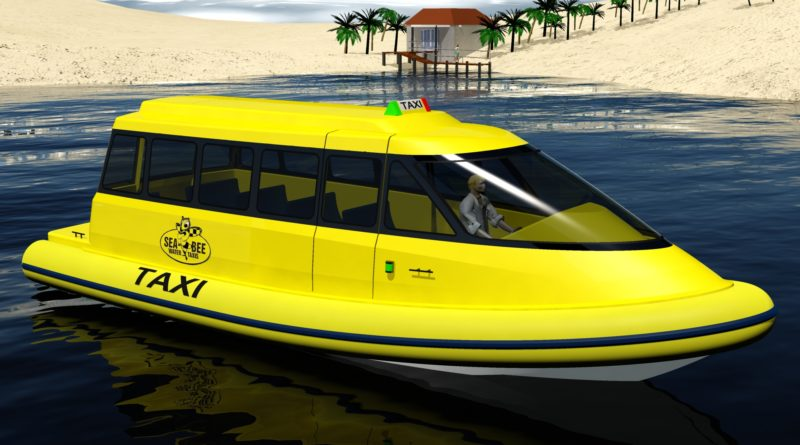 Harbor Commissioners Analyze Water Taxi Feasibility