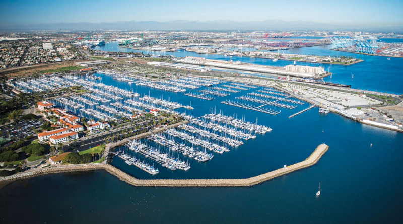 Los Angeles to study areas surrounding San Pedro marinas