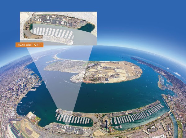 Port issues Solicitation for Development of up to 57 Acres on Harbor Island