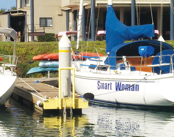 Dock ladders climb onto Santa Barbara Harbor's agenda