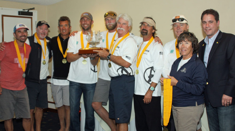 Bill Durant wins Butler Cup Regatta