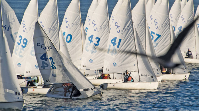 Georgetown University, Point Loma HS win 2016 Rose Bowl Regatta